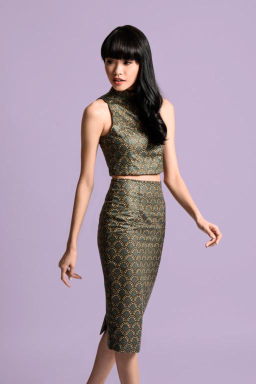Kimchi Lee Georgine